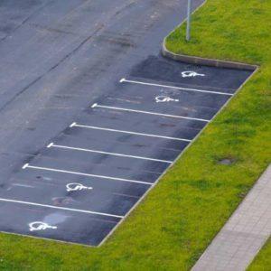 Асфальтирование парковок Новосибирск